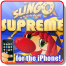 Slingo Supreme iPhone