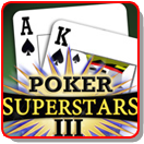 Poker Superstars III iPhone