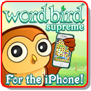 Word Bird for iPhone
